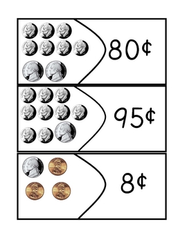 Pennies, Nickels and Dimes--oh my!