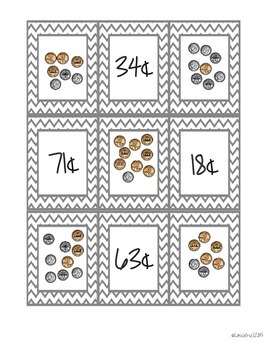 Pennies and Dimes Pack