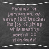 Pennies for Persuasion!