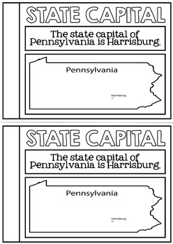Pennsylvania State Study - Facts and Information about Pennsylvania