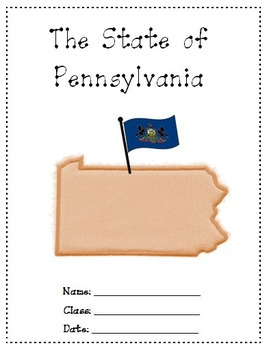 Pennsylvania A Research Project
