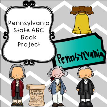 Pennsylvania ABC Book Research Project