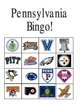 Pennsylvania Activities