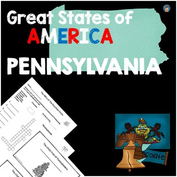 Pennsylvania Activity Packet