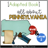 Pennsylvania Adapted Books (Level 1 and Level 2) | Pennsyl