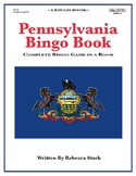 "Pennsylvania Bingo Book: A Complete Bingo Game in a ""Book"""