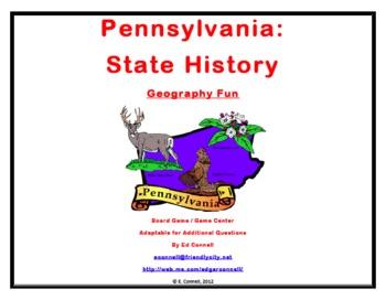 Pennsylvania Board Game