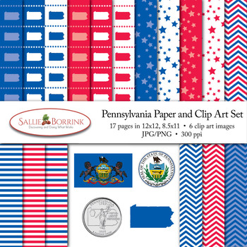 Pennsylvania Clip Art