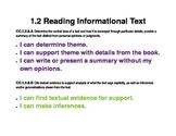 Pennsylvania Common Core Language Arts Standards
