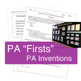 Pennsylvania First Inventions Power Point Project