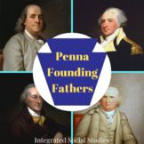 Pennsylvania Founding Fathers Print Only Version