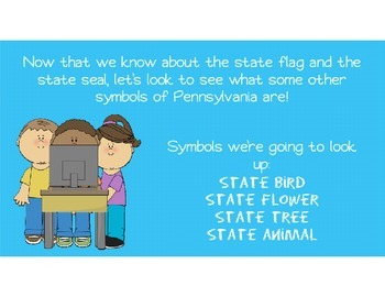 Pennsylvania History Unit (PACommon Core Grade 2)