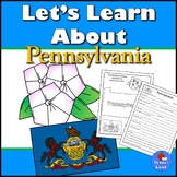 Pennsylvania History and Symbols Unit Study