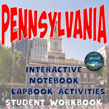 Pennsylvania Interactive Notebook Activities Student Workbook