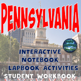 Pennsylvania Interactive Notebook Activities Student Workbook