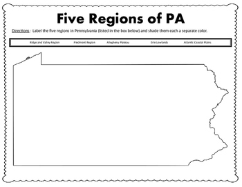 Pennsylvania Maps Bundle