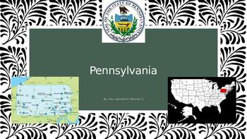 Pennsylvania Powerpoint