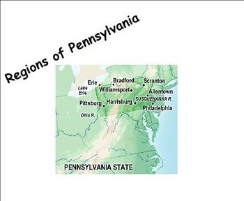 Pennsylvania Regions Research Project (Common Core)