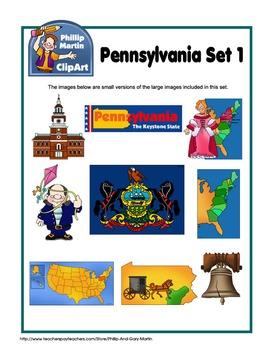 Pennsylvania Set 1
