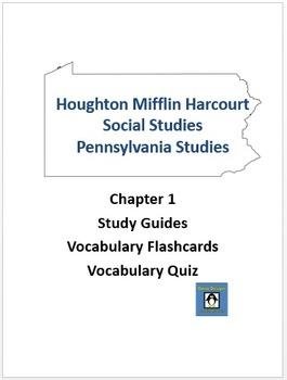 Pennsylvania Social Studies - Chapter 1