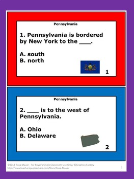 Pennsylvania Hello USA