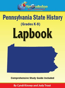 Pennsylvania State History Lapbook