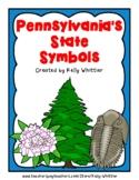 Pennsylvania State Symbol Cards
