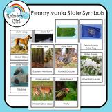 Pennsylvania State Symbols Cards