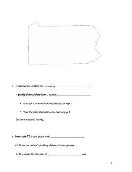 Pennsylvania - Study Guide