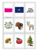 Pennsylvania themed Memory Matching and Word Matching pres