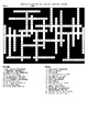 Pennsylvania's Famous Persons Crossword and Word Search with KEYS