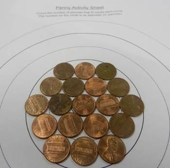 Penny Activity (Intro to Parabolas)