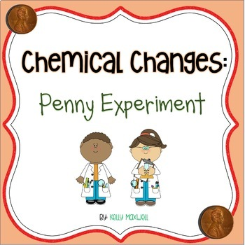 Chemical Changes Experiment