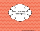 Penny Kittle-Inspired Weekly Reading Log