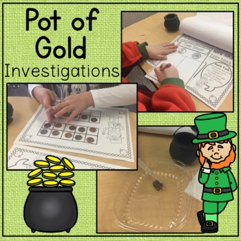 Penny Math Investigations (St. Patrick's Day activities)