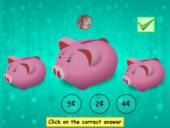 Money Penny PowerPoint Game