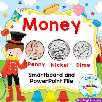 Penny Nickel Dime Money Bundle