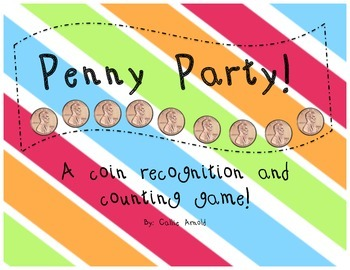 Penny Party Coin Recognition and Counting
