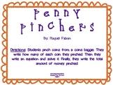 """Penny Pinchers"" Money Activity"