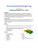 Penny Pinching STEM Design Challenge
