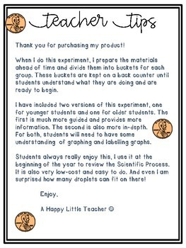 Penny Science Experiment