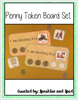 Penny Token Board Set