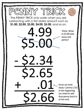 Penny Trick Poster