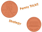 #sbdollardeal Penny Trick for Making Change with a Flat Dollar