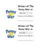 Penny War Fundraiser