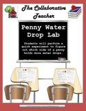 Penny Water Drop Lab