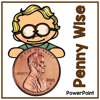 Penny Wise: A Money Powerpoint