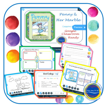 Penny And Her Marble Kevin Henkes By Mrs Lena Tpt