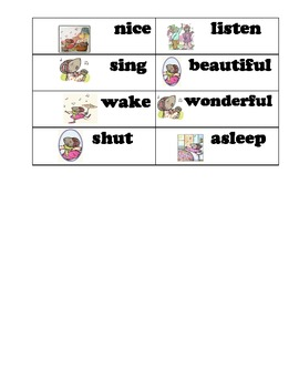 Penny and Her Song by Kevin Henkes- 2 printable activities