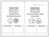 Penny and Nickel Poem!